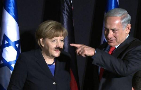 Усы-Ангелы-Меркель