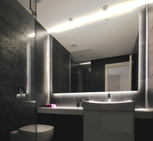 Gorgeous-Bathroom-Interior-with-Modern-Design-in-Dark-Color-Design-Decorated-with-LED-Lighting-Design-Ideas-for-Home-Inspiration-to-Your-House