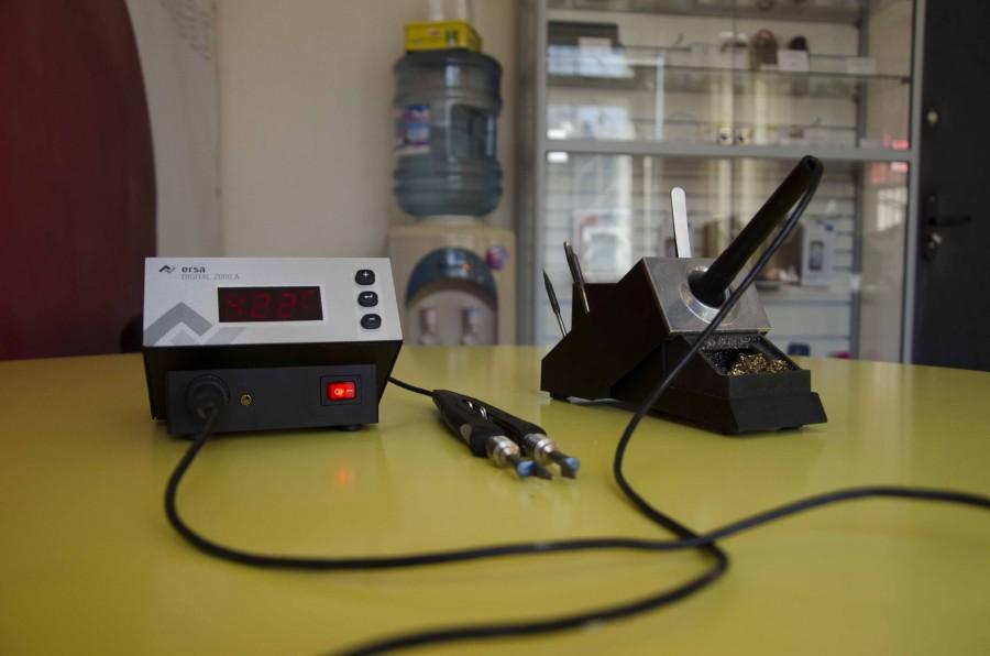 Паяльная станция Ersa Digital 2000 A