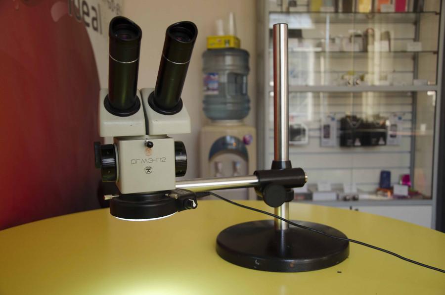 Микроскоп МБС-9 со штативом