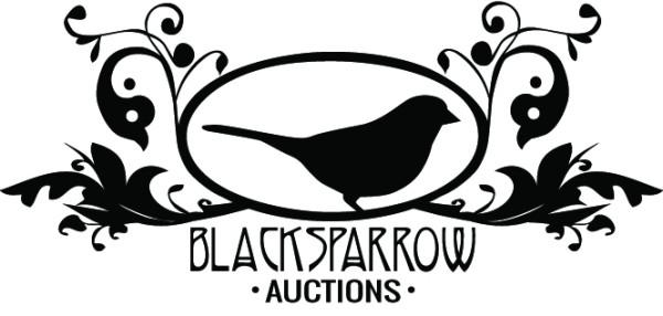 Blacksparrow Auction Logo