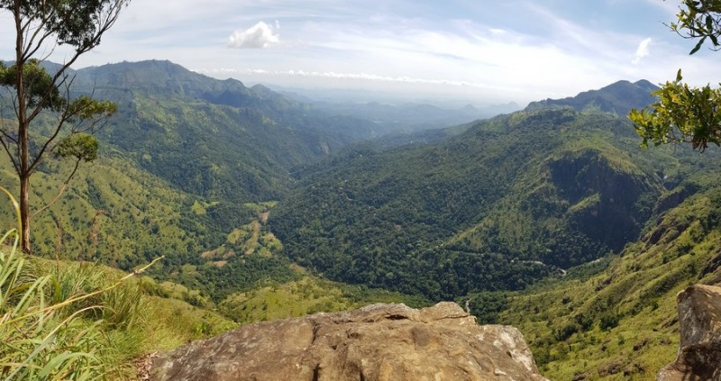 Мне очень понравилась горная Шри-Ланка