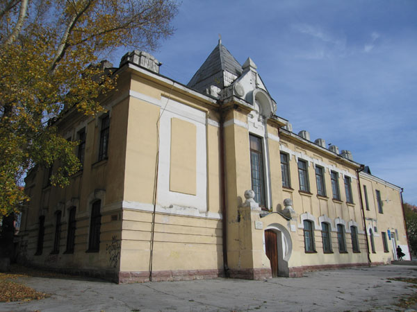 Городская начальная школа  по ул. Якушева 21