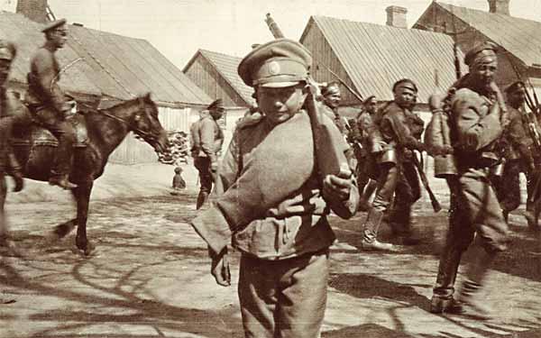 Иван Ковалёв 1915