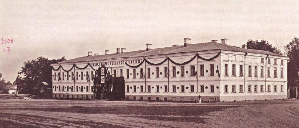 Алексеевское училище