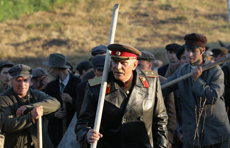 Н.С. Михалков в фильме Утомлённые солнцем-2. кадр
