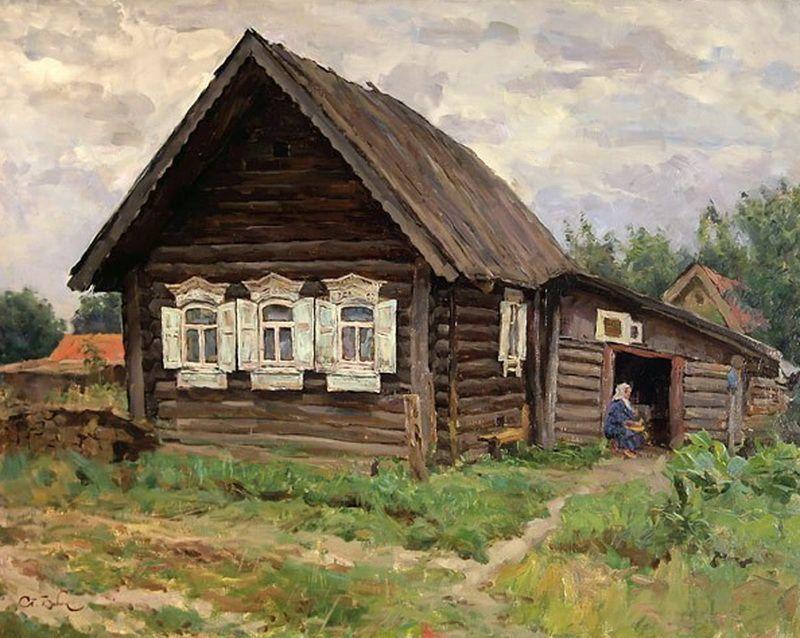 Столетний дом Станислав Бабюк. с сайта https://www.pinme.ru/pin/5078061dbe0470681700001d/