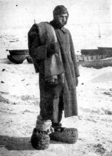 Последний немец дошёл до Волги.