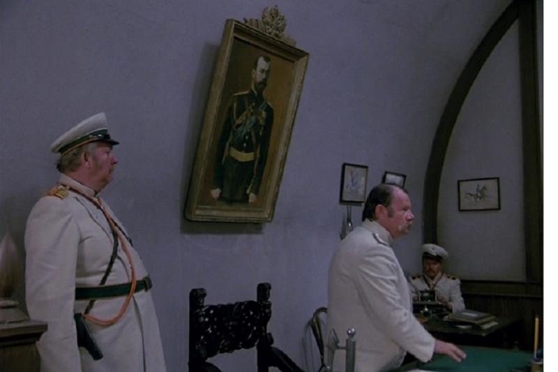 Кадр из фильма За спичками 1980г.
