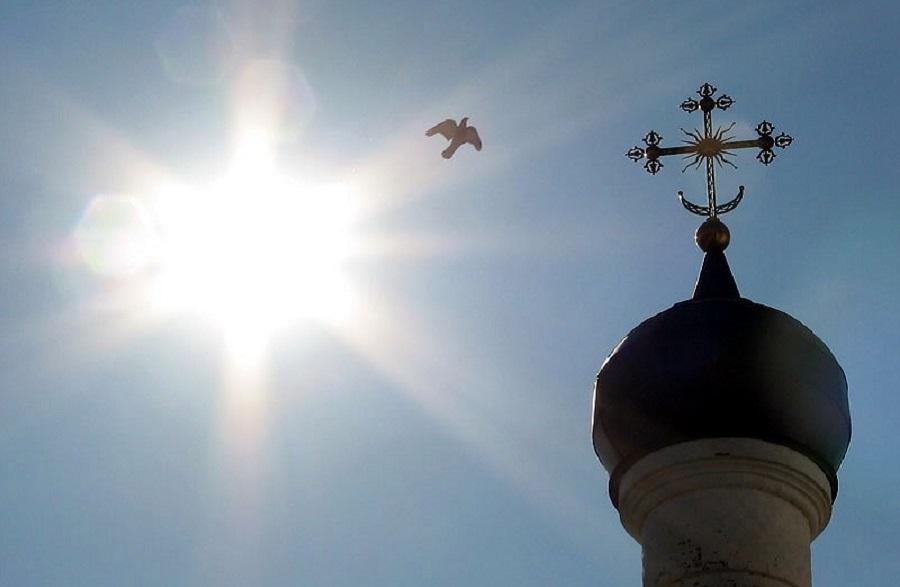 Крест России. Фото: Красавин Сергей, photosight.ru