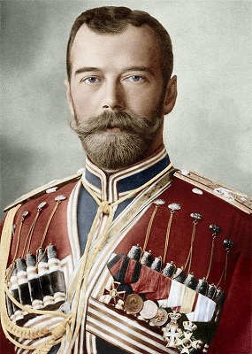 Царь. Романов Николай Александрович. Фото  с сайта https://in.pinterest.com/pin/73113193929324338/