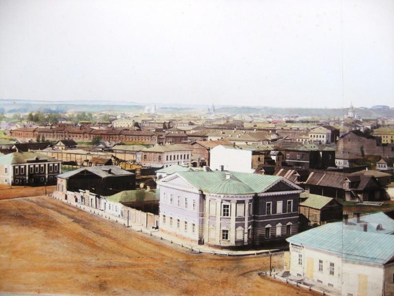 Харьков. Вид города