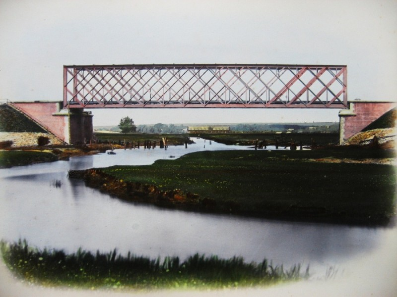 Мост через реку Уды