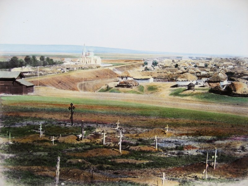 Село Матвеев Курган