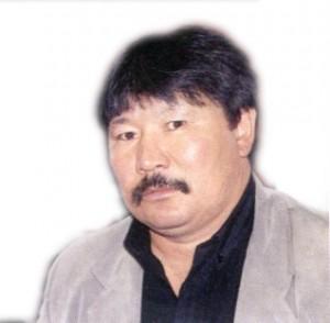 Геннадий Батыров лидер национал-радикалов Калмыкии