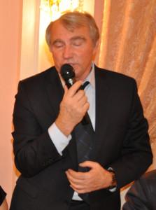Калмыкия Александр Дикалов председатель РИК