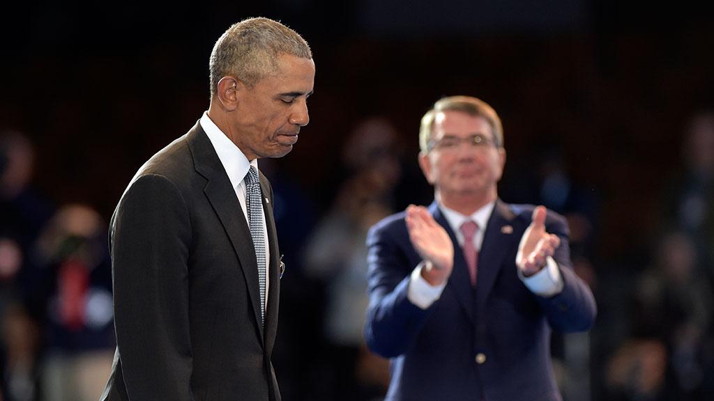 Обама всё: президент США выступил с прощальной речью