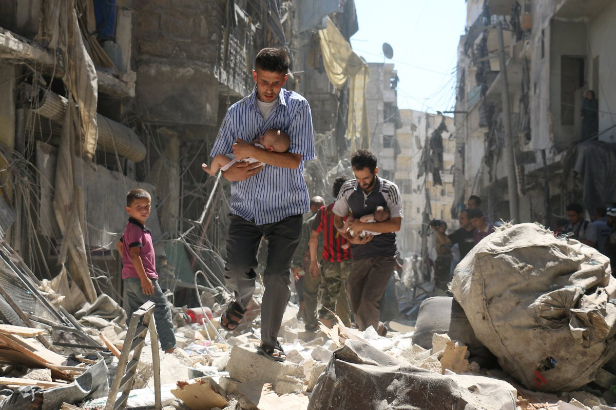 Сирия: Пентагон хочет выйти сухим из воды