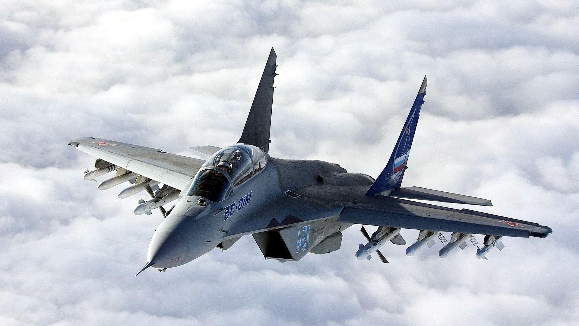Обои МиГ 35, россия. Авиация foto 16
