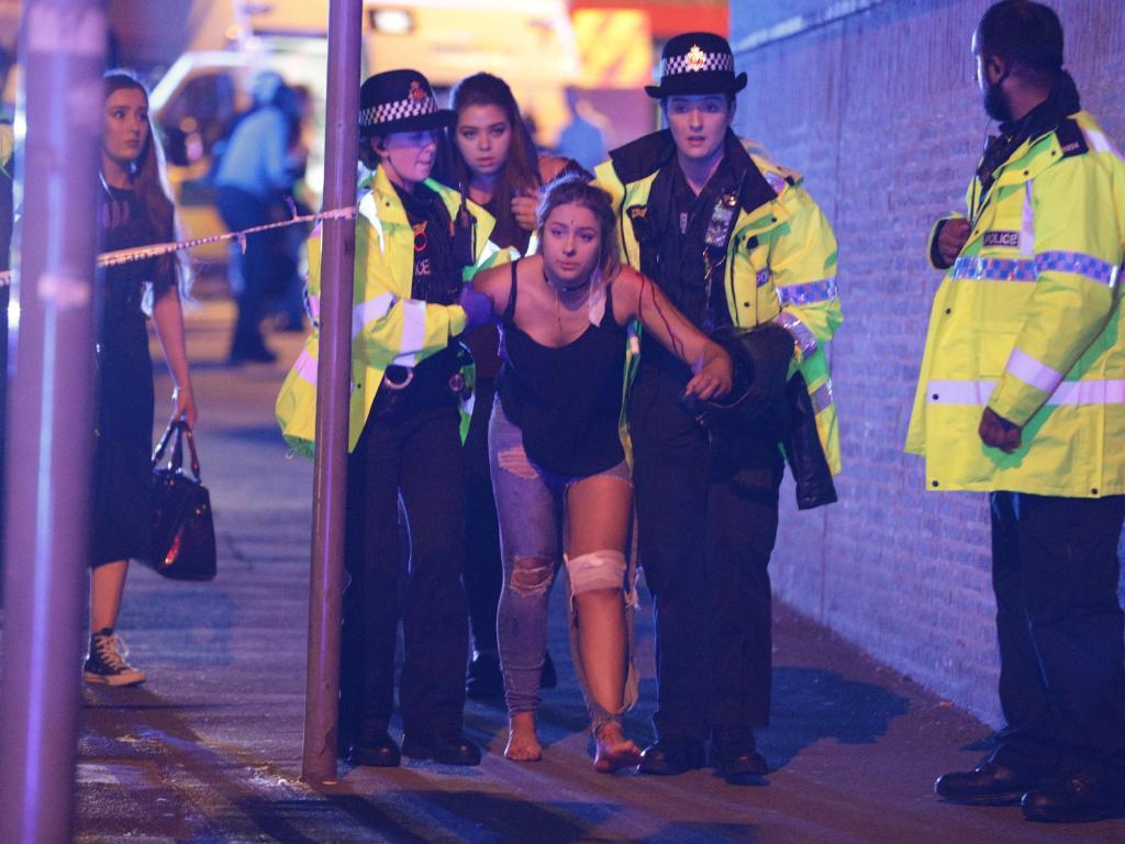 Теракт в Манчестере: Запад снова под прицелом боевиков