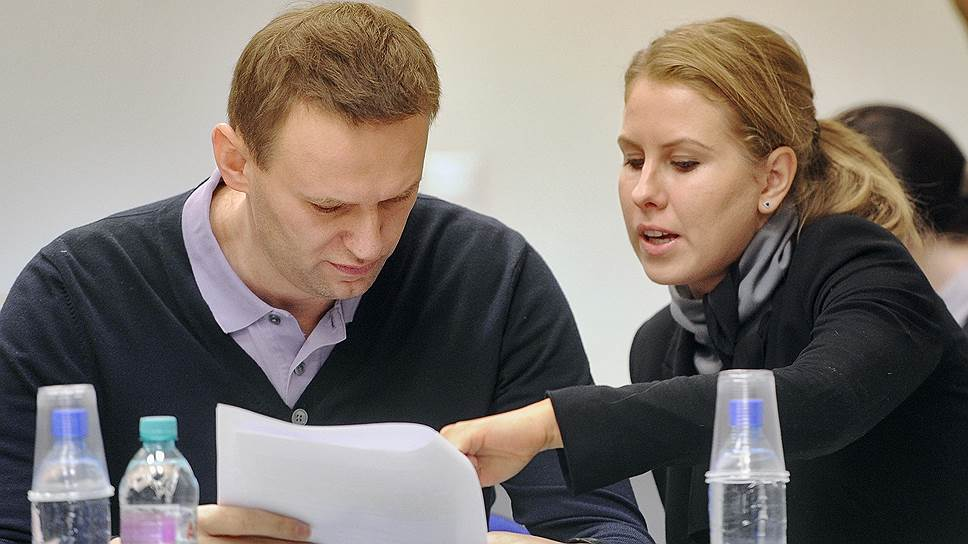 Навальный попался на отмывании денег