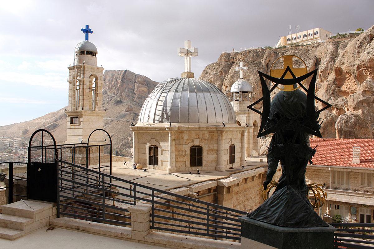 Сирия: казаки едут мстить за христиан