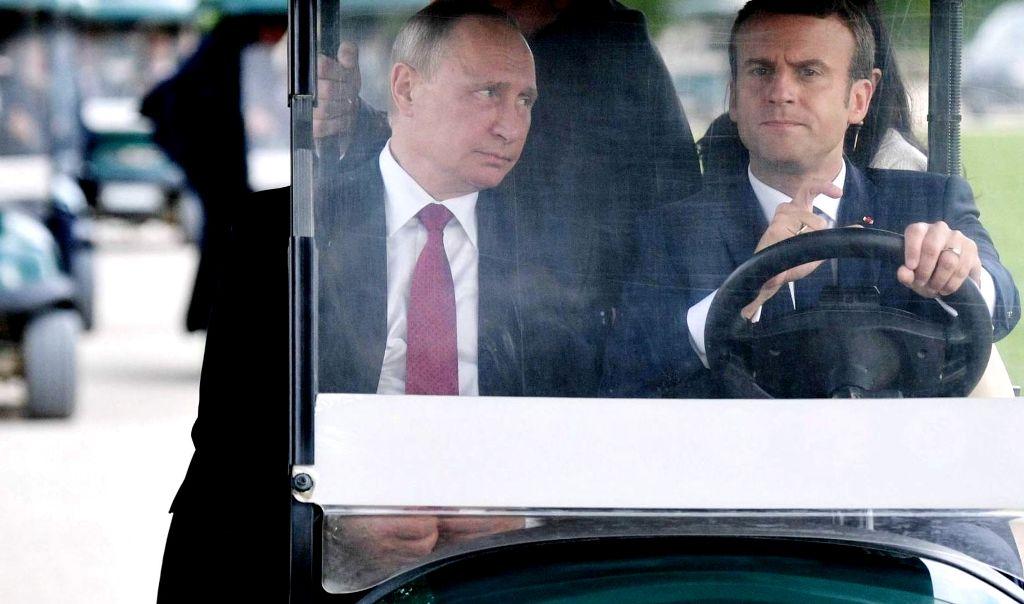 Макрон: Евросоюз нуждается в России