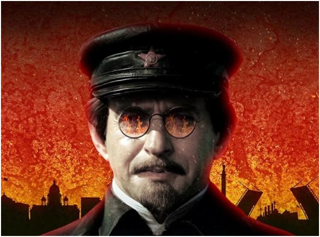 Лев Троцкий - демон Революции