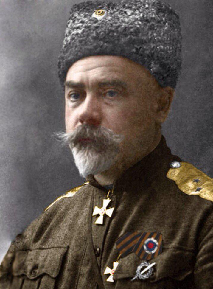 генерал-лейтенант Антон Иванович Деникин