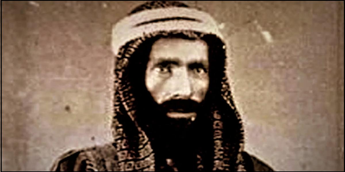 Мухаммад ибн Абд аль-Ваххаб ат-Тамими (изображение взято из открытых источников)