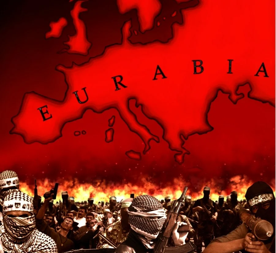 В том, что Европа станет исламской у меня нет сомнений (изображение взято из открытых источников)