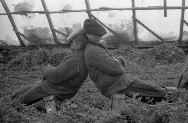 фото пьяных колхозниц