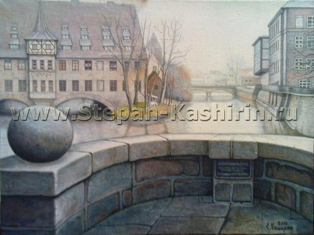Нюрнберг (30x40см)
