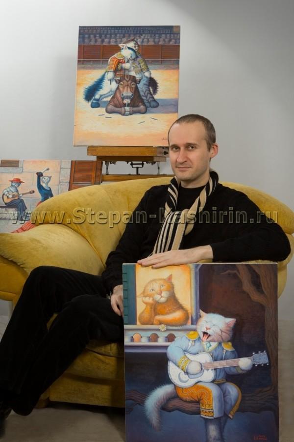 Степан Каширин Испанская коллекция