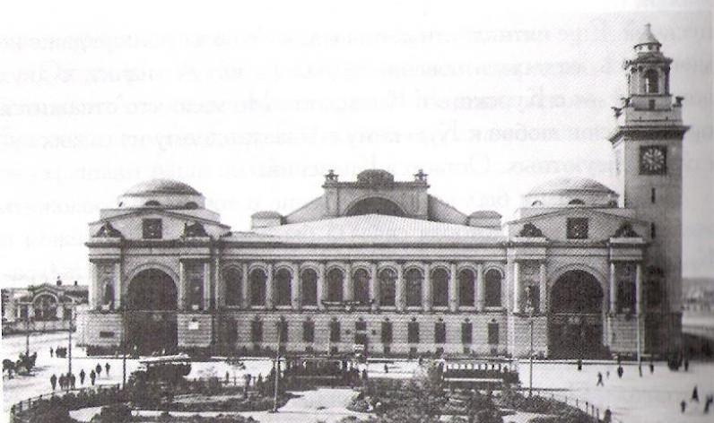 Брянский вокзал-1