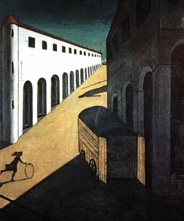 Меланхолия и тайна улицы-14