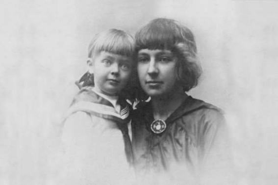 С Ариадной-1916