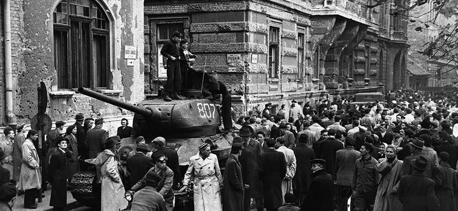 Венгрия-1956-к