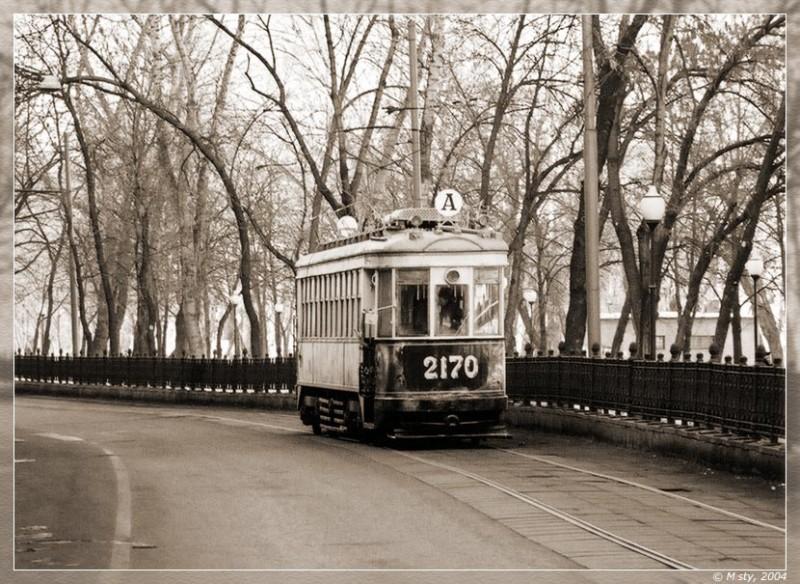Трамвай А-чб