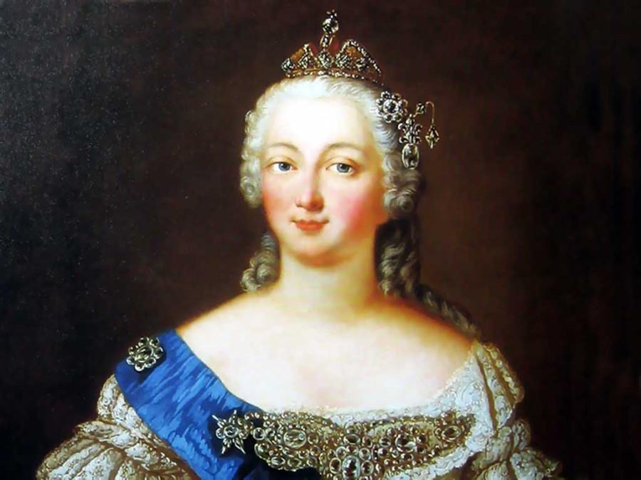Елизавета Петровна-1