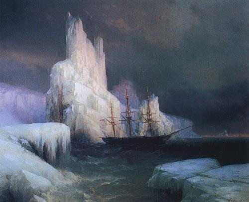 Ледяные горы1