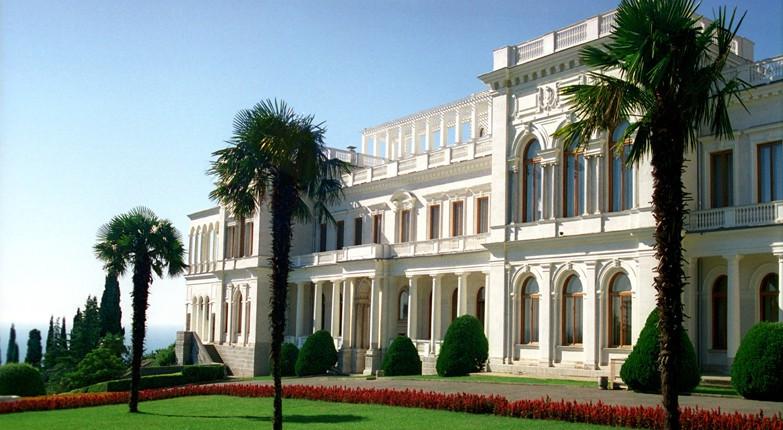 Крым-Ливадийский дворец-к