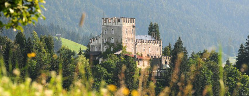 Замок Итттер