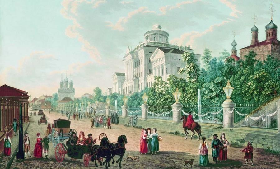Дом Пашкова-1795-К