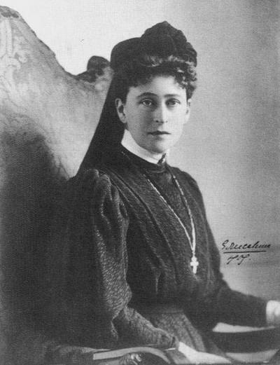 Елизавета-Фед-К