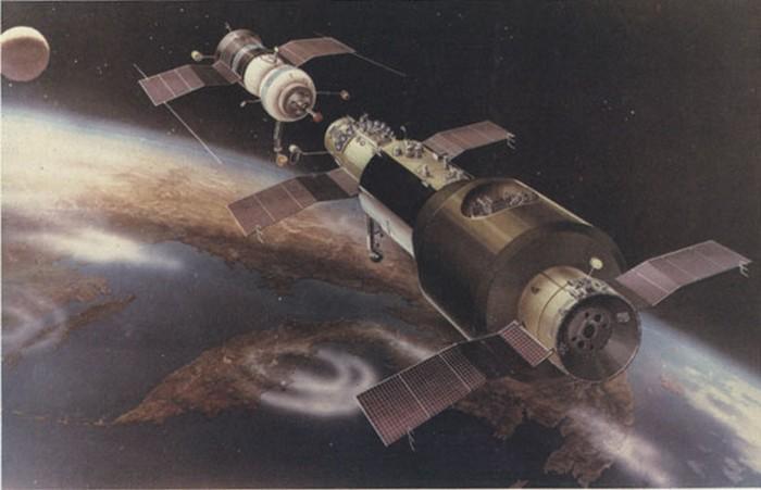 Картинки по запросу 1967 Впервые в космосе произведена автоматическая стыковка кораблей