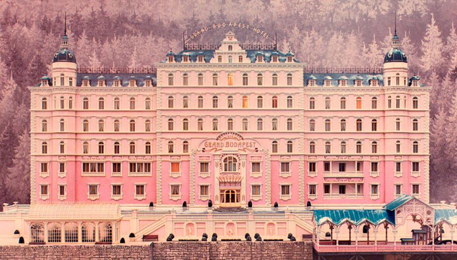 Отель ГрандБудапешт