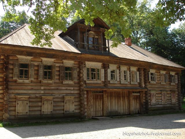 Уникальный дом Павловой
