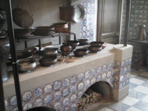 Марли кухня