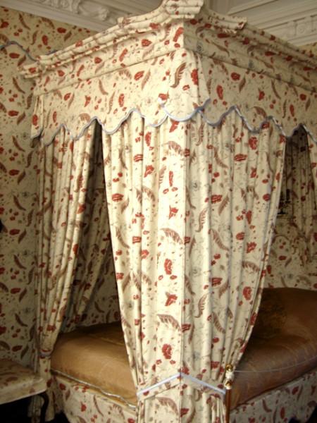 Марли - спальня